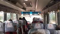 Busreizen zijn een avontuur