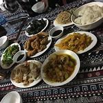 Lokale cuisine in Mai Chau