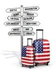 Amerika reis vakantievoorbereiding