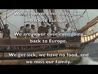 We Are Never Going Back to Europe