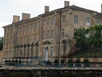 een van de gebouwen van L'Abbaye in Celles sur Belle