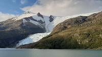 Glacier Alley,  5 gletsjers  op een rij