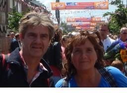 Hans en Ingrid van Veen