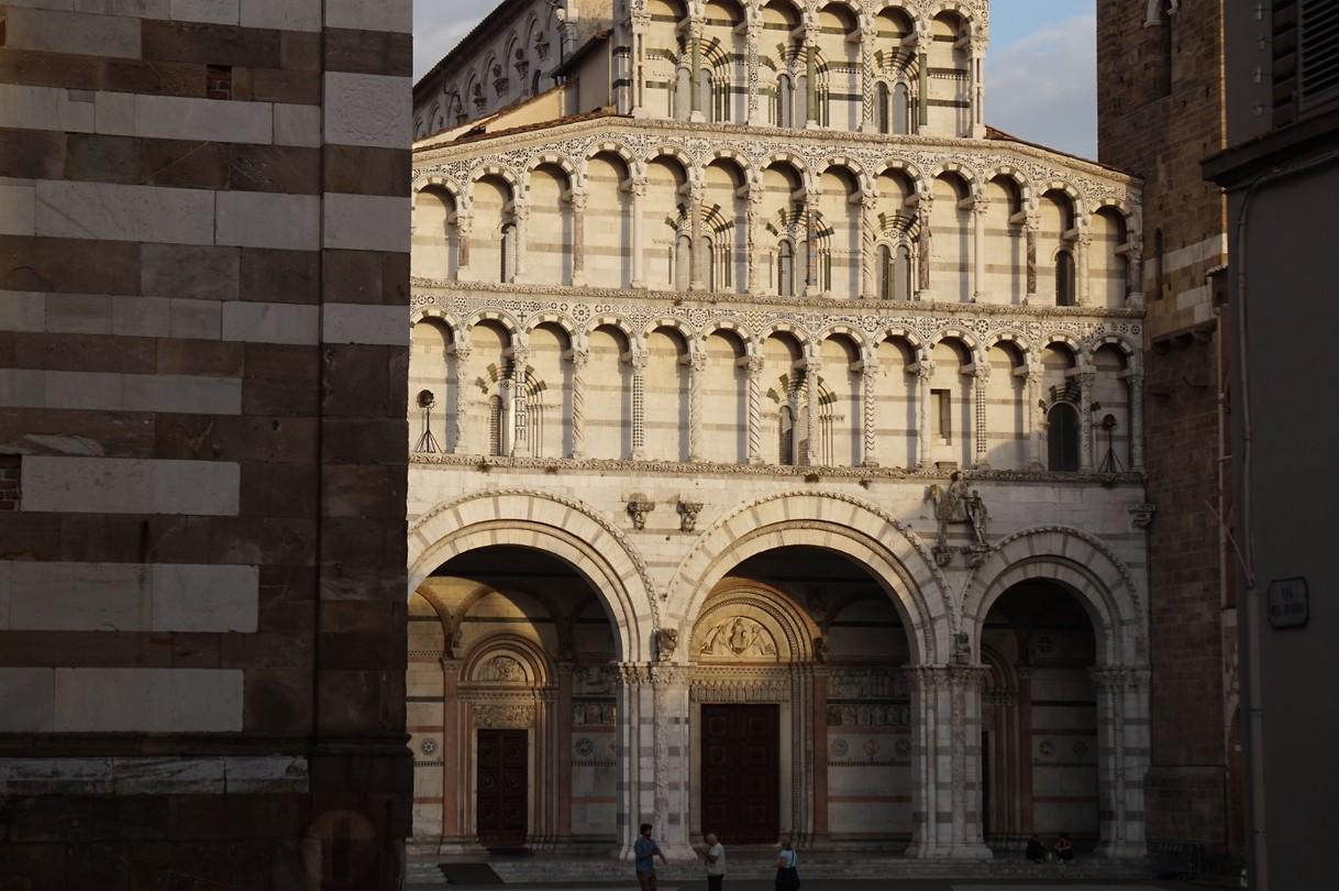 De Duomo van Lucca.
