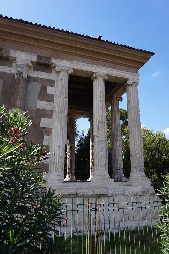 Romeinse tempel