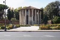 De prachtige eenvoud van de Vesta tempel