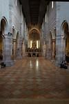 Interieur van de San Zeno kerk