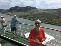Op het Panamakaal