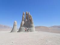 El mano del desierto