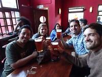 biertjes in Bariloche