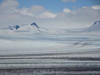 zuidelijk patagonisch ijsveld