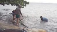 Visvangst