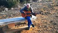 Gitarist bij Astorga