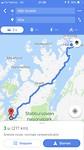 de reis  van Honnigvåg naar Alta