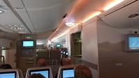 Lekker vliegen in de A380