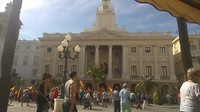 cadiz demonstratie