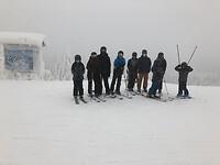 Foto op de top bij Säfsen