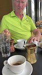 Greek koffie