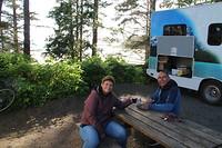Campsite Bella Pacific