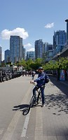 Fietsen in Vancouver