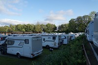 Hutje mutje op Camping Mosvangen