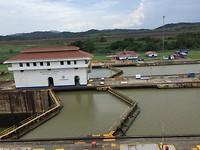 Sluis Panama kanaal
