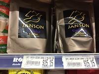 250 gram erge lekkere koffie (bonen)