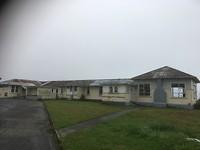 Voormalig psychiatrisch ziekenhuis, nu keuken, woonkamers, wc's etc.