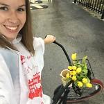 Ik op de fiets