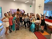 Halloween op werk!