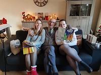 25 december - Opa komt brunchen