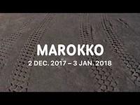 Compilatie reis Marokko