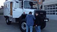 De truck is gekocht!