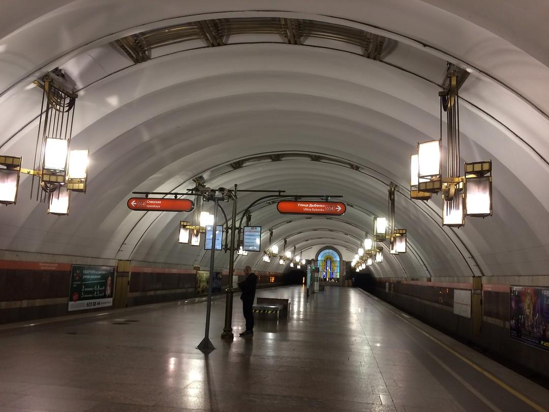 Station Spasskaya