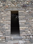 Inca ruïne
