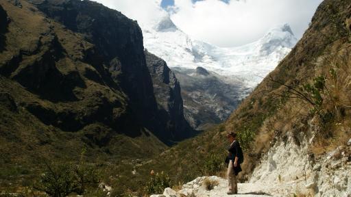 wandelen in Cordillera Blanca 2