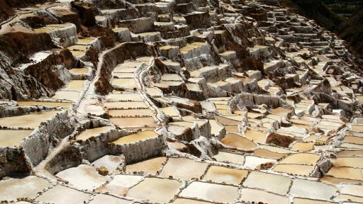 Salineras van Maras, Cusco