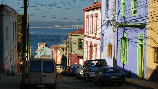 straten van Valparaiso