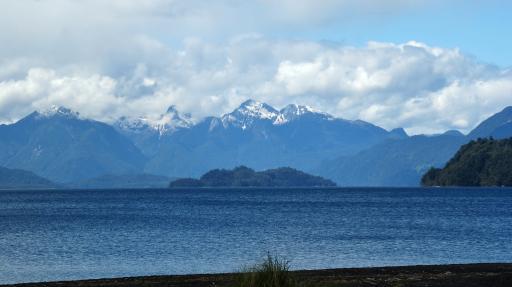 lago Carburga , Pucon