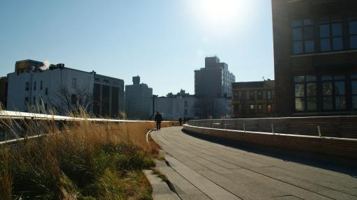 highline park_NYC