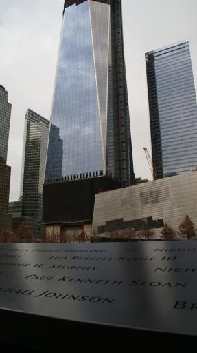 911 memorial_NYC