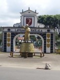 Standbeeld ter ere van Pattimura