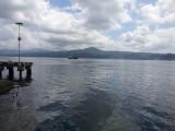 Uitzicht naar Leihitu