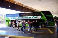 De bus van Buenos Aires naar Puerto Madryn