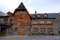 Het stadhuis van Bariloche