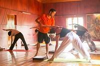 yoga bij Ayurveda Yoga Villa