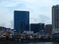 Boat Quay; historie tussen moderne zakenpanden