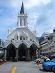 Kerkje vlakbij hotel