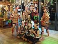 Optreden groep uit Sabah