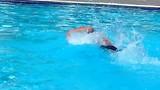 Zwemdiploma niet voor niets gehaald